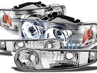 Headlights and front wheel bearings