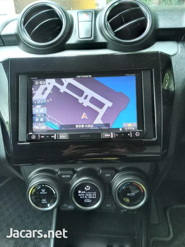 Suzuki Swift 1,3L 2018-7