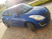 Suzuki Swift 1,4L 2014