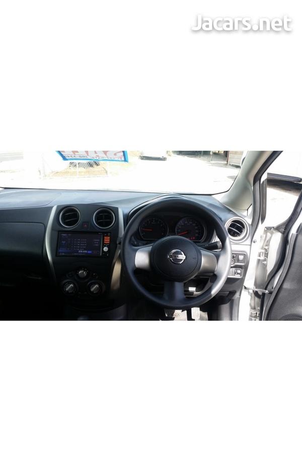Nissan Note 1,3L 2013-4