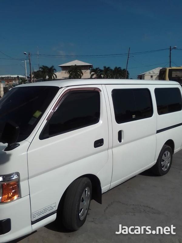 Nissan Caravan 2,0L 2011-2