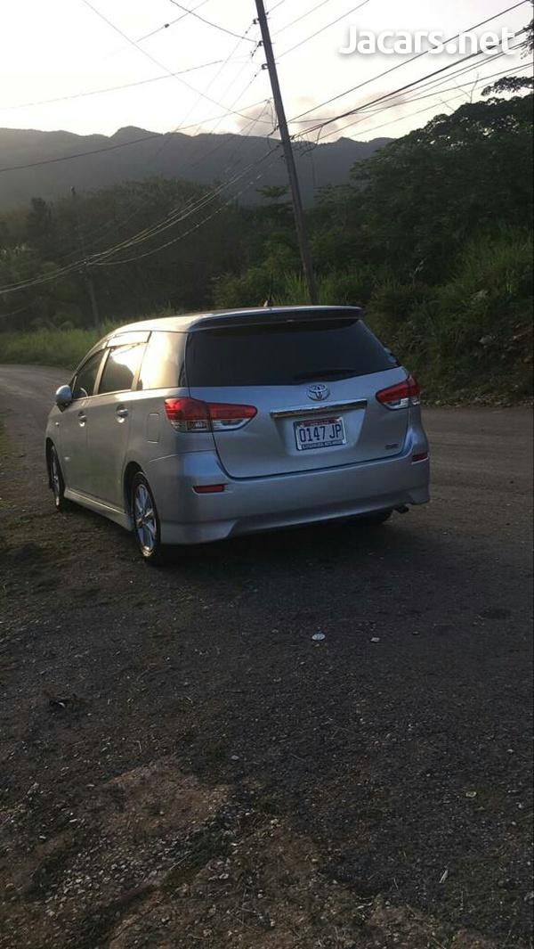 Toyota Wish 1,8L 2011-2