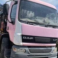 DAF 55 Crane truck