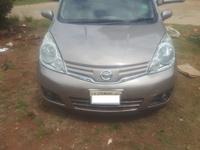 Nissan Note 1,5L 2008