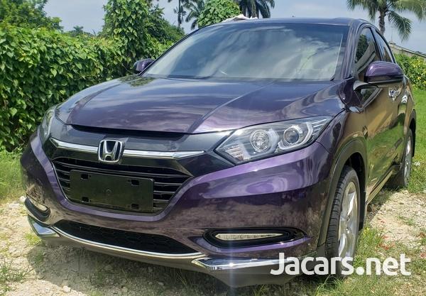 Honda HR-V 1,8L 2015-7