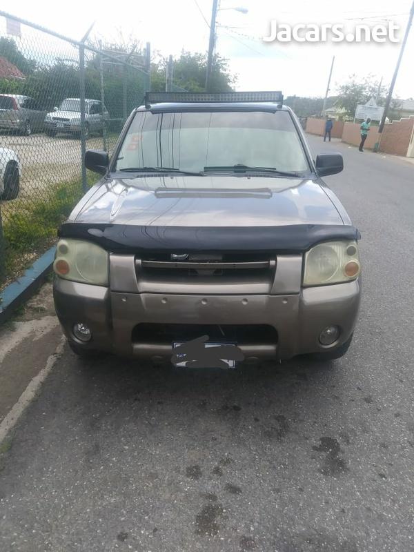 Nissan Frontier 3,5L 2004-1