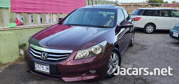 Honda Accord 2,0L 2012-3