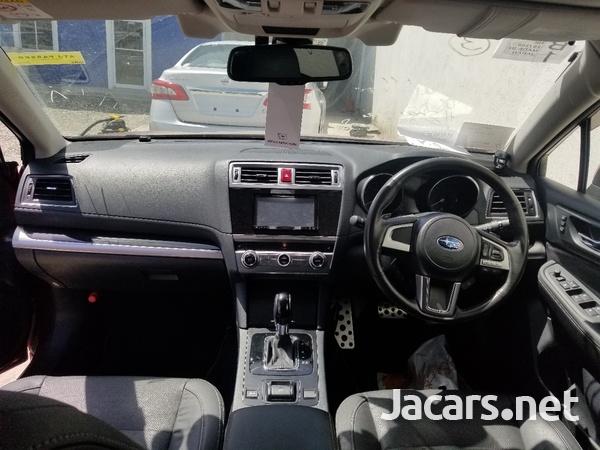 Subaru Legacy 2,5L 2017-16