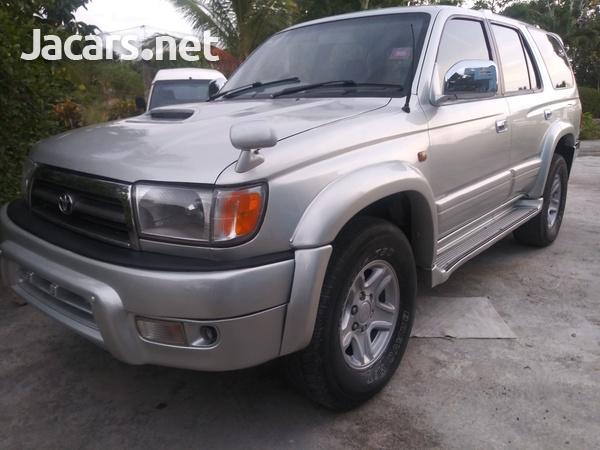 Toyota Hilux 2,7L 1999-1