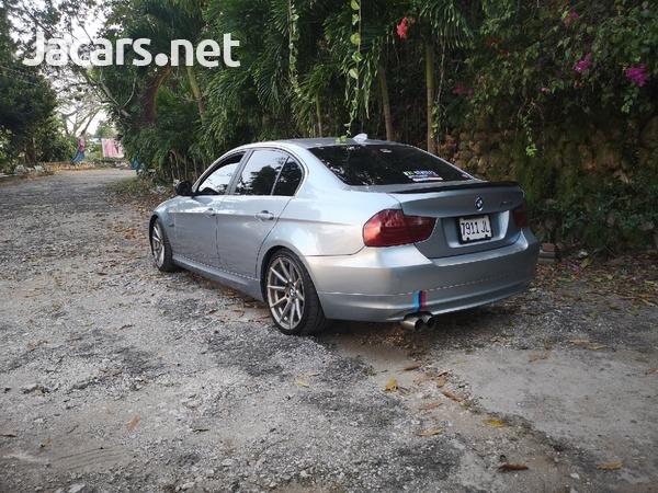 BMW 3-Series 2,5L 2010-1