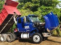 2013 international dump truck