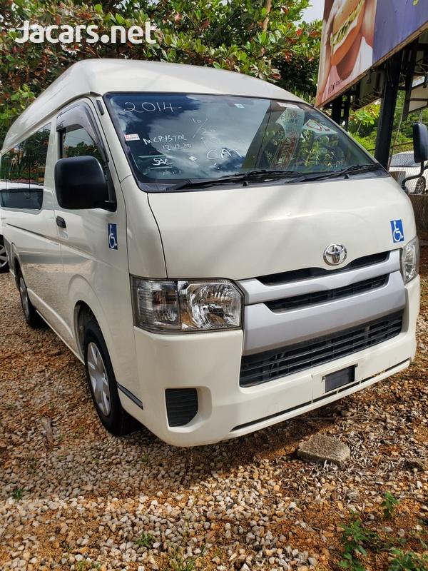 Toyota RegiusAce 2,0L 2014-1