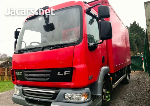 2009 DAF Box Body 7.5T Truck-3