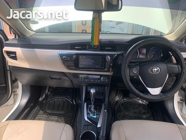 Toyota Corolla Altis 1,5L 2015-2