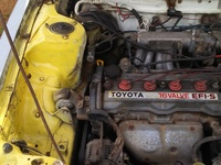 Toyota Corolla 1,3L 1989