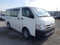 2014 Toyota Hiace Bus