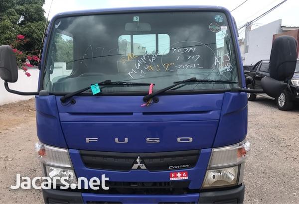 2011 Mitsubishi Canter Truck-1