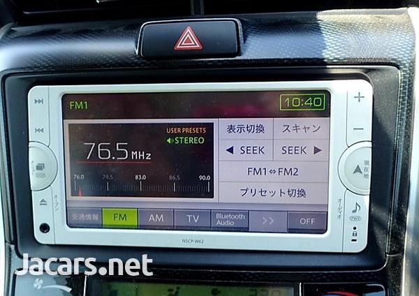 Toyota Fielder 1,8L 2012-11