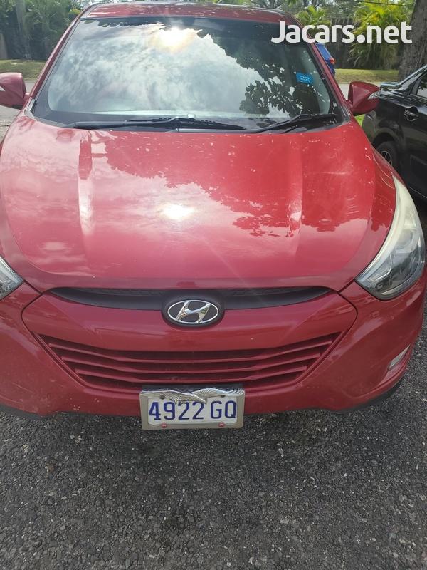 Hyundai Tucson 2,0L 2014-4