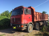 1996 Foden Tipper Truck