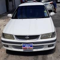 Nissan Sunny 1,6L 2001