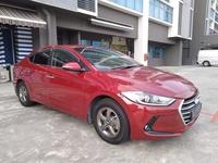 Hyundai Elantra 2,0L 2017