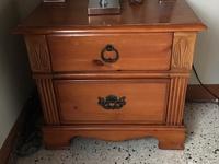 Pinehurst Bedside Table