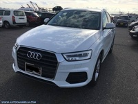 Audi Q3 2,0L 2016