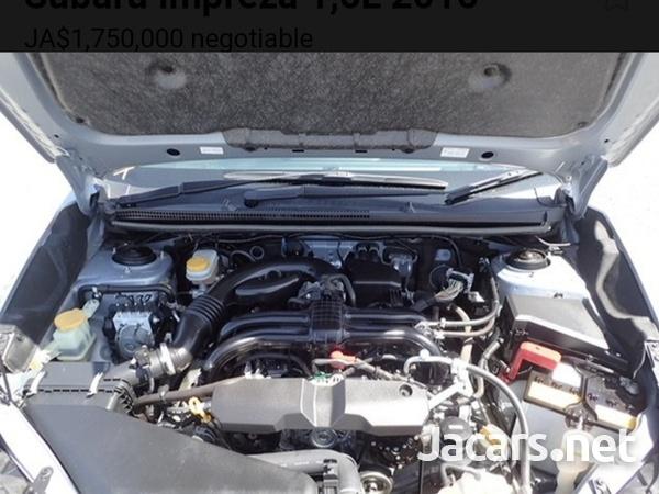 Subaru Impreza 1,5 L 2014-5