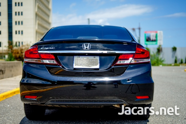 Honda Civic 1,8L 2015-5
