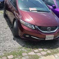 Honda Civic 1,5L 2013