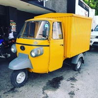 Tuk tuk food truck