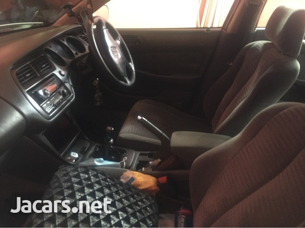 Honda Accord 1,8L 2000-13