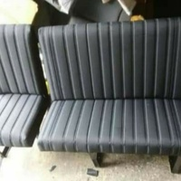 WE BUILD AND INSTALL BUS SEATS.COME TO THE EXPERTS