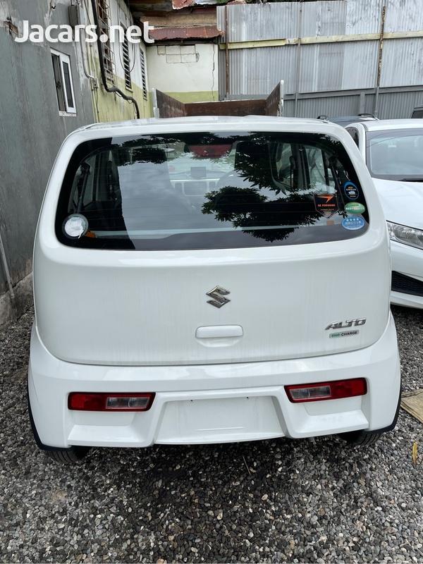 Suzuki Alto 0,6L 2016-2
