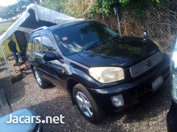 Toyota RAV4 2,0L 2003-2