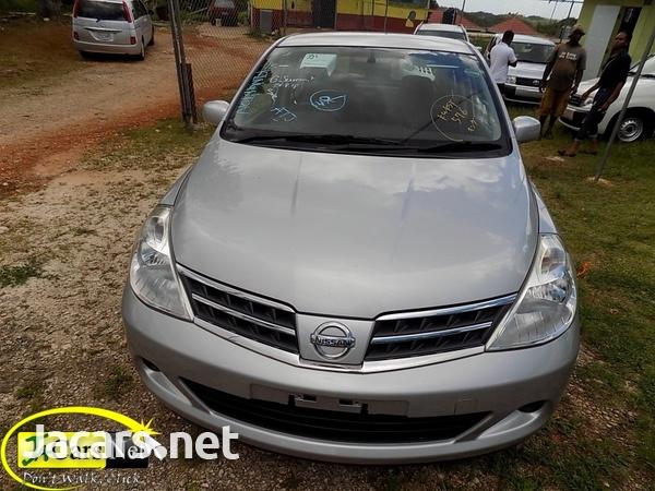 Nissan Tiida 1,4L 2013-3