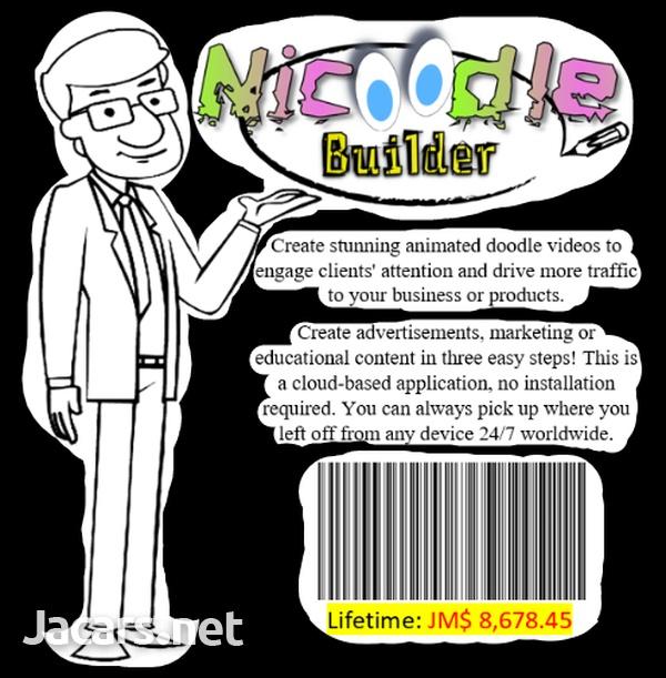 Nicoodle Builder- Create Doodle Animated Videos-4