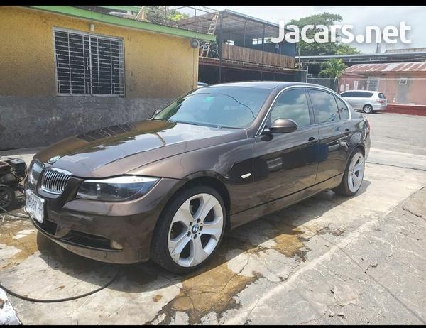 BMW 3-Series 2,1L 2007-1