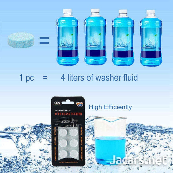 Auto Windshield Washer Pills-3