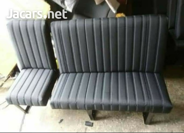 WE BUILD AND INSTALL BUS SEATS.CONTACT US AT 8762921460-3