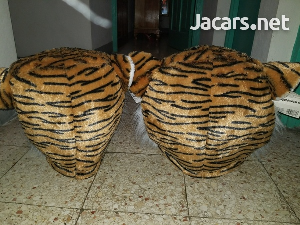 Tiger costumes one pair-2