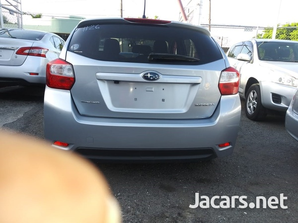 Subaru Impreza 1,6L 2012-10