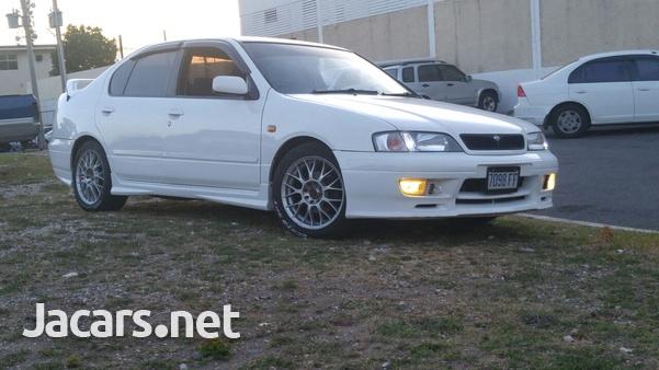 Nissan Primera 2,0L 1997-4
