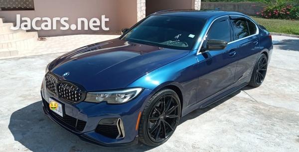 BMW 3-Series 2,0L 2020-2