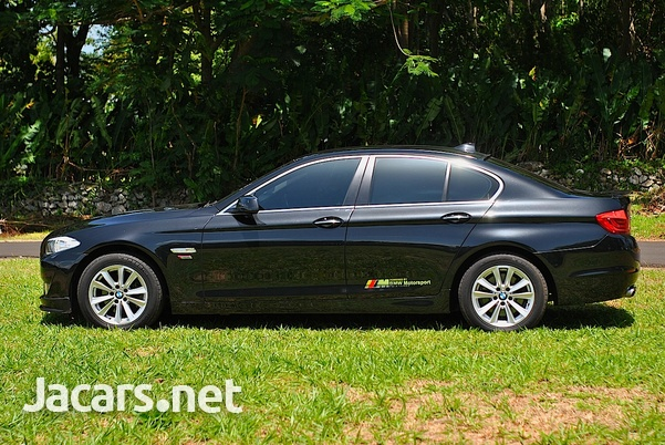 BMW 5-Series 2,0L 2013-6