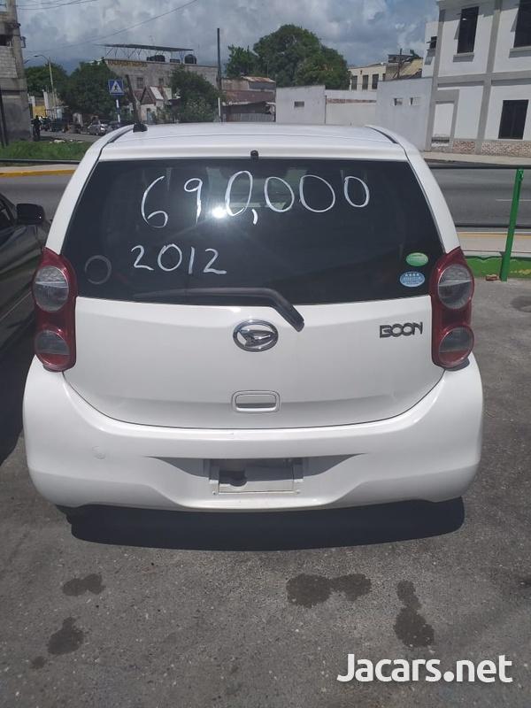 Daihatsu Boon 1,0L 2012-3