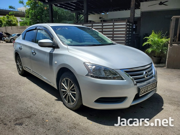 Nissan Sylphy 1,5L 2014-1