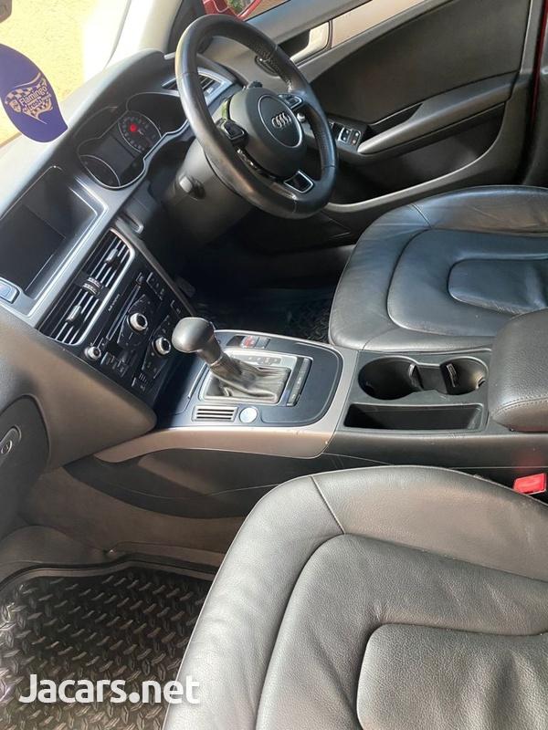 Audi A4 2,0L 2014-6