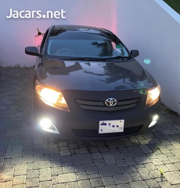 Toyota Corolla XLi 1,5L 2009-1